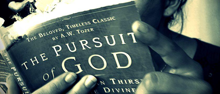 The Pursuit of God (Tozer)